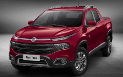 Lanzamiento Fiat Toro 2020