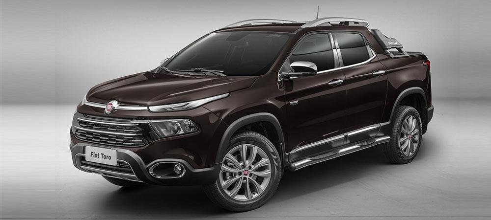 Presentamos la nueva versión Fiat Toro Ranch 2.0