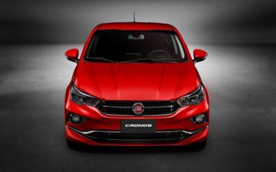 Fiat Cronos, el auto argentino más vendido en agosto